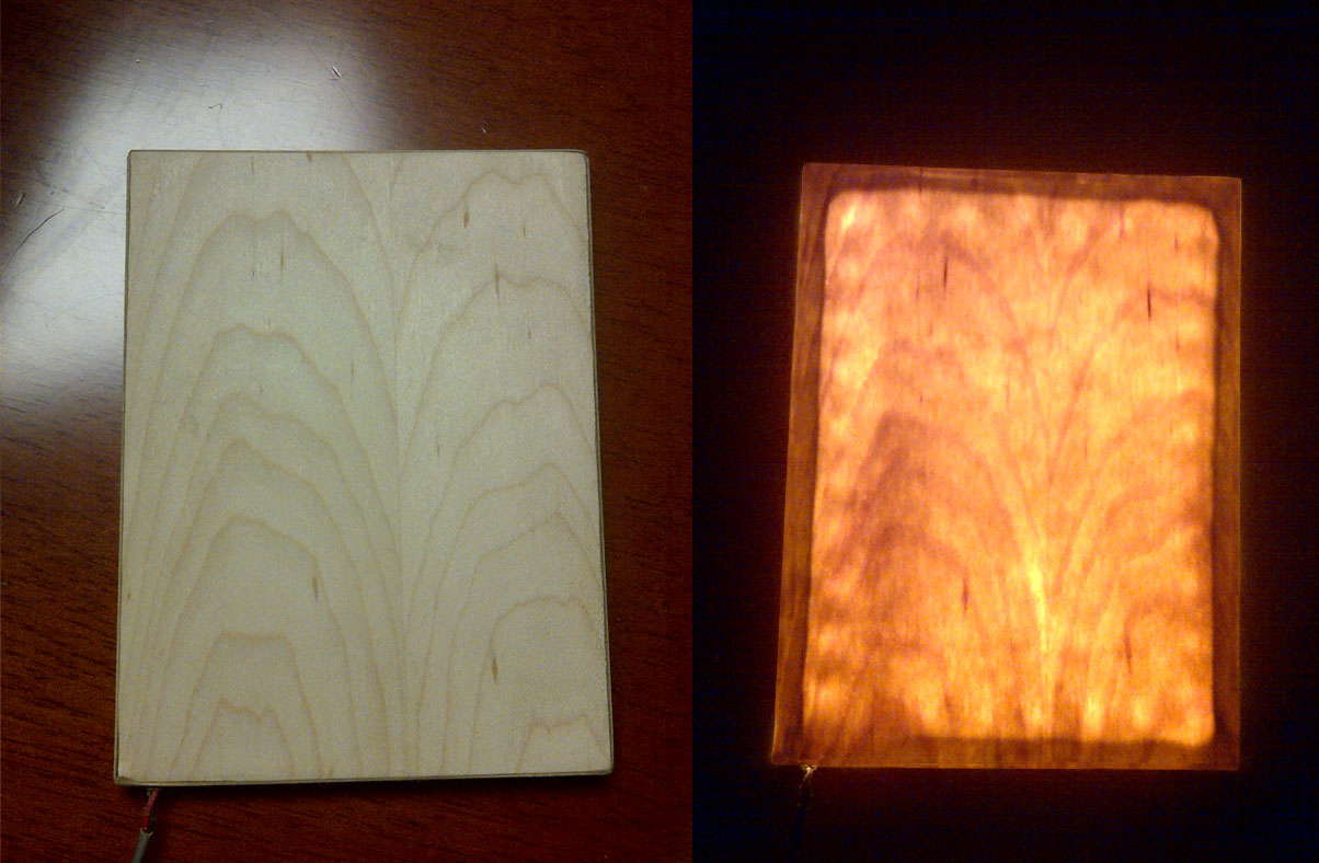 Galaxy Design System Wall Panels - LED Wood Panels